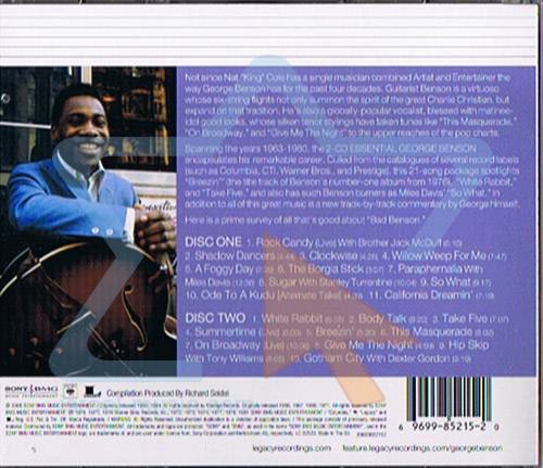 The Essential by George Benson