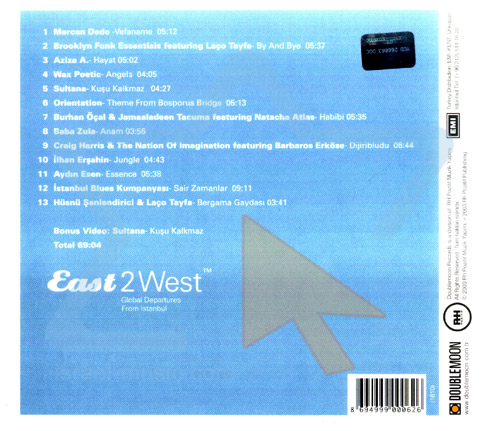East 2 West by Various