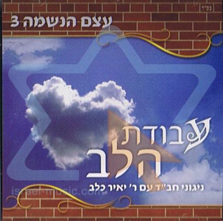 Etzem Haneshama 3 لـ Rabbi Yair Kalev