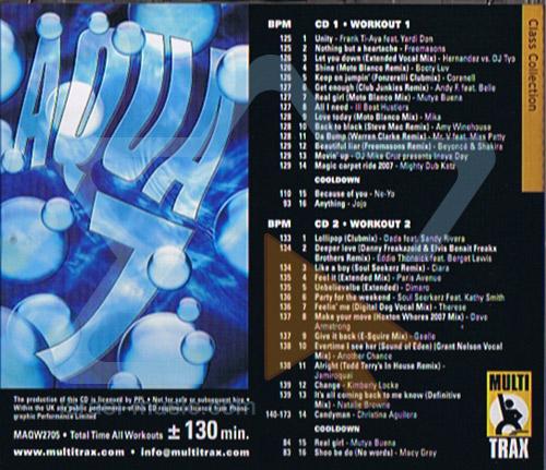 Aqua - Volume 07 Par Various