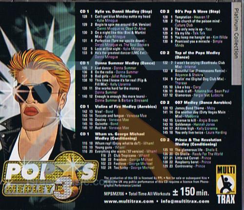 Pop Stars Medley 03 - Various