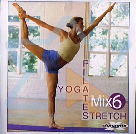 Yoga, Pilates & Stretch Mix 6 के द्वारा Various