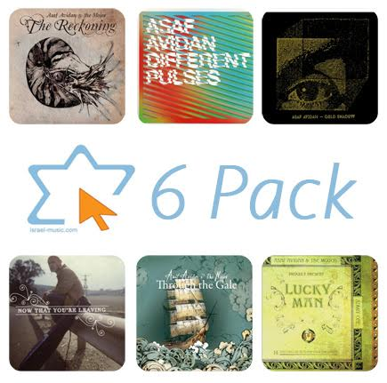 Asaf Avidan Bundle By Asaf Avidan