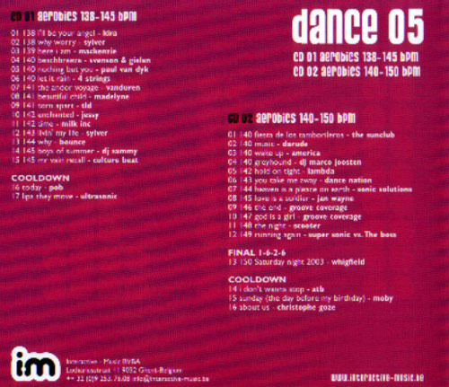 Volume 05 by Dance
