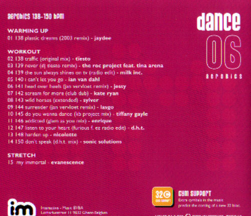Volume 06 by Dance