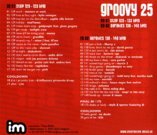 Volume 25 by Groovy