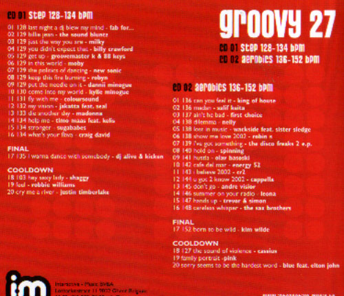 Volume 27 by Groovy