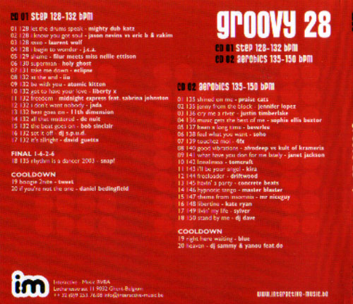 Volume 28 by Groovy
