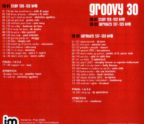 Volume 30 by Groovy