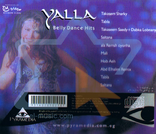 Yalla - Belly Dance Hits by Various