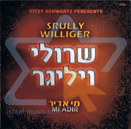 Mi Adir by Yisroel (Srully) Williger
