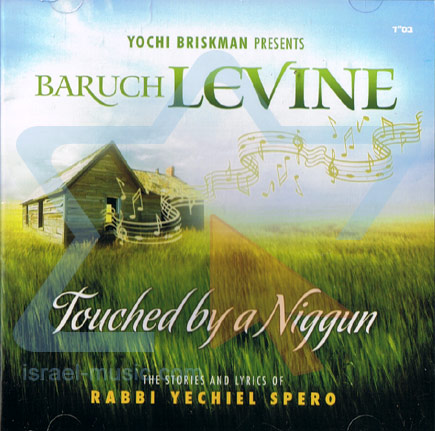 Touched By A Niggun by Baruch Levine