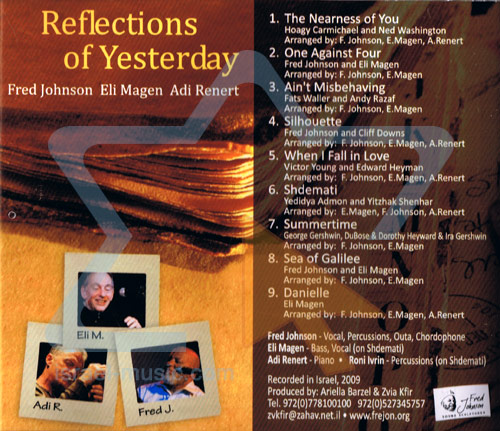 Reflections of Yesterday by Various