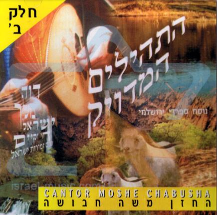 T'hilim - Part 2 Par Cantor Moshe Chabusha