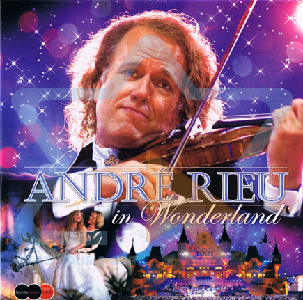 In Wonderland by André Rieu