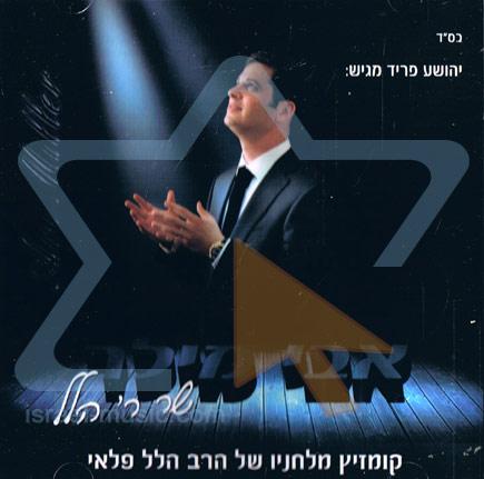 Sings Rabbi Hilel Paley by Avi Miller