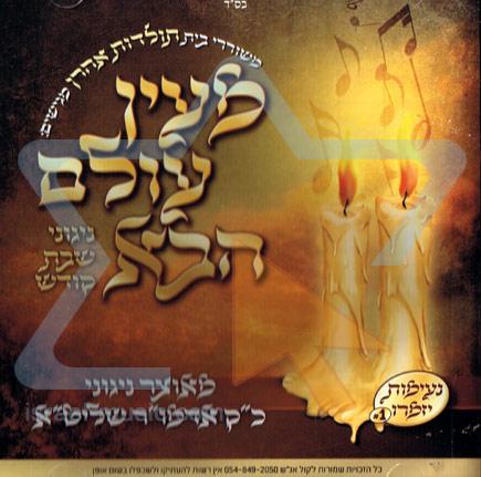 Mein Olam Haba - Nigunei Shabbat Kodesh by Various