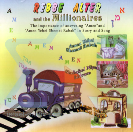 Rebbe Alter & the Millionaires by Rebbe Alter