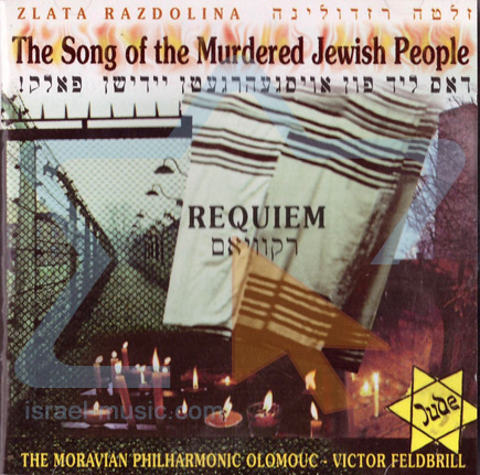 The Song of the Murdered Jewish People Par Zlata Razdolina