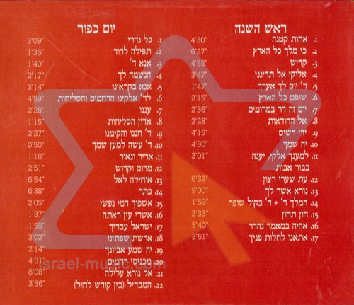 Synagogue Song by Various
