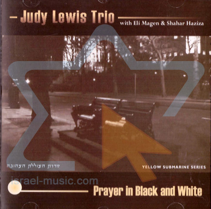 Prayer in Black and White by Judy Lewis Trio