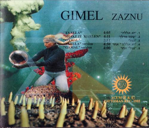 Zaznu by Gimel