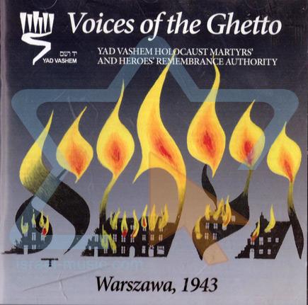 Voices of the Ghetto: Warszawa, 1943 Par Various
