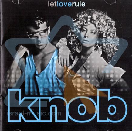Let Love Rule Par Knob