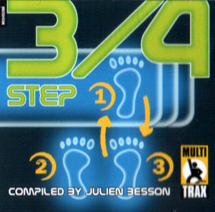 Volume 01 by Three Quarter Step