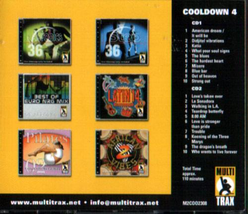 Volume 04 by Cooldown