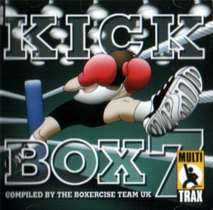 Volume 07 by Kickbox