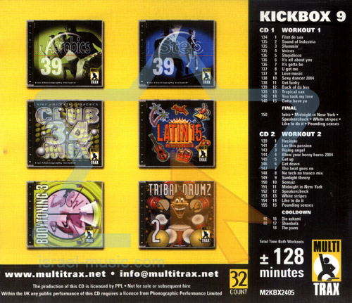 Volume 09 by Kickbox