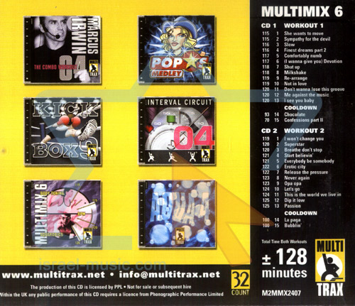 Volume 06 by Multi Mix
