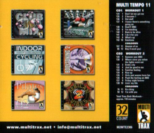 Volume 11 by Multi Tempo