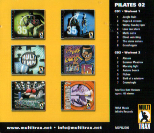 Volume 02 by Pilates