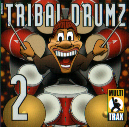 Volume 02 by Tribal Drumz