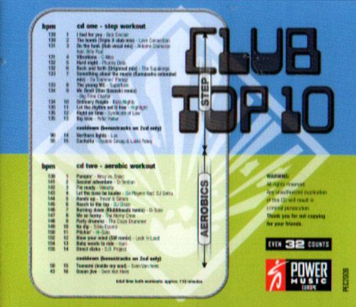 Volume 02 by Club Top 10