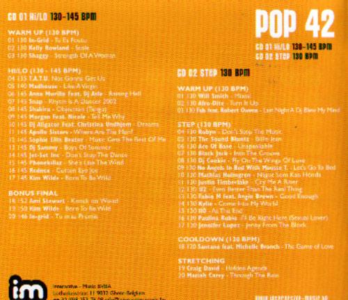 Volume 42 by Pop