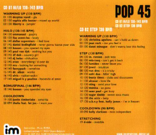 Volume 45 by Pop