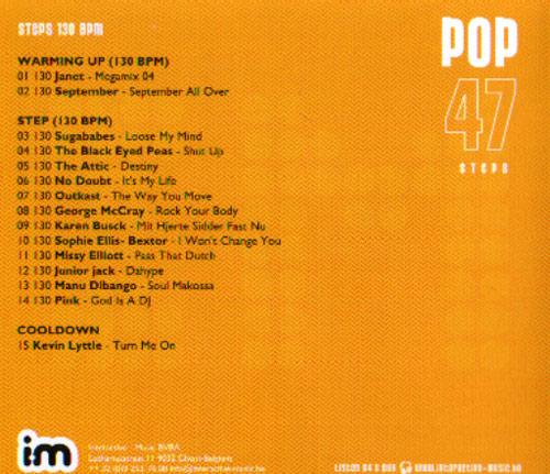 Volume 47 by Pop