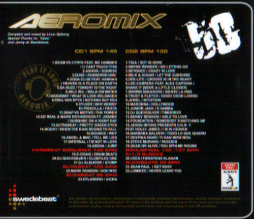 Volume 50 by Aeromix