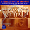 Mysteries of the Sabbath