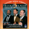 Cantors Sings Yiddish By Various