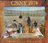 CSBY 1974 Por Crosby, Stills, Nash & Young
