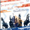 Bach - The Brandenburgs Par Jacques Loussier