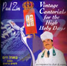 Vintage Cantorials for the High Holy Days Por Paul Zim
