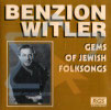 Gems of Jewish Folksongs