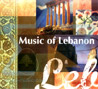 The Music of Lebanon Por Various