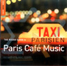 The Rough Guide to Paris Cafe Music by Various