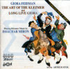 The Art of the Klezmer and Long Live Giora by Giora Feidman